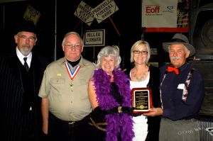 CCF chamber award